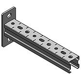 Stex 35 Konsole Typ 375 L 375mm