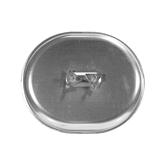 Metu Revisionsdeckel   Inspektionsdeckel V4A mit Glasfaserdichtung und Metallgriffen für rechteckige und gerade Kanäle