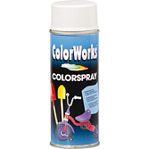 Farbspray Ral9010 Reinweiss Glänzend Dose à 400ml
