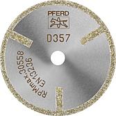 Diamant-Schleifscheibe Ø 50 Pferd Schnittbreite 2mm Typ
