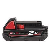 Milwaukee Akku 2.0Ah Red Li-Ion für M12-M28 Serie | M18 B2