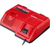 Milwaukee Ladegerät High Output Red Li-Ion für M12, M14 und M18 Serie | M12-18 SC