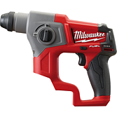 Milwaukee Akku Bohrhammer M12 Fuel Serie SDS-Plus Red Li-Ion | M12 CH-402X