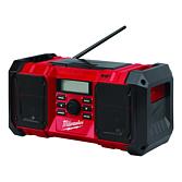 Milwaukee Akku Netz-/ Radio M18 Red Li-Ion | M18 JSR DAB+-0
