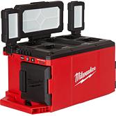 Milwaukee Akku Leuchte M18 Packout Red Li-Ion mit Ladefunktion | M18 POALC-0