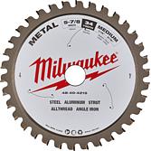Milwaukee Akku Metall-Kreissägenblatt für Baustahl | 150x20x1.6x34