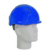 EVO LITE MICRO PEAK Leichtschutzhelm blau ABS-Kunststoff