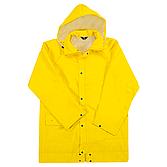 Rainflex Regenschutzjacke, gelb, Atmungsaktiv, Polyamid