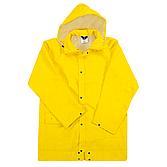 Regenschutzjackegr. L Flexothane, gelb