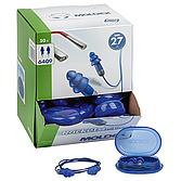 Gehörschutzstöpsel-Set mit Lamellen und Verbindungskordel