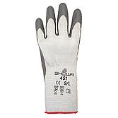 Schutzhandschuh Showa 451 Bauwoll-/ Polyestergestrick,gr.M