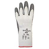 Schutzhandschuh Showa 451 Bauwoll-/ Polyestergestrick,gr.xl