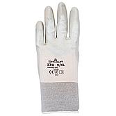 Schutzhandschuh Showa 370, weiss aus Nylongestrick,gr. xl