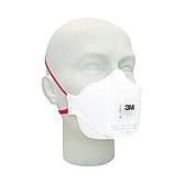 3M Atemschutzmasken Aura mit Ventil9332+ FFP3