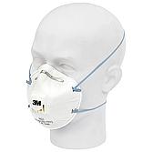 3M Atemschutzmasken mit Ventil 8822 FFP2