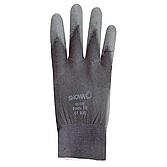 Schutzhandschuhe Showa 9535, schwarz aus Nylongestrick