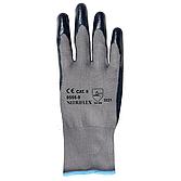 Nitriflex Schutzhandschuh Gr.9 Nylon schwarz Nitrilbeschicht
