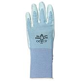 Schutzhandschuhe Showa 265 aus Hellblauem Nylongestrick