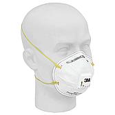 3M Atemschutzmasken mit Ventil 8812 FFP1