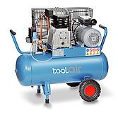 TOOLAIR C-50-420 Kompressor 230V 2.25kW 50lt 290lt/ min