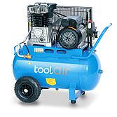 Toolair Kompressor Mod.498 230 V, 50 L, 2.25Kw