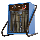 Elektro-Heizgebläse Lh-9000 400 V, 9 Kw, 750 M3/ H  Top Qualität Sicherheit Geht Vor.