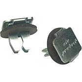 Airproduct Blechdübel BD 1 mit Dichtscheibe aus Epdm-Gummi, geeignet für Bleche von 0.75 - 0.90mm Stärke, auch zur Befestigung von Lamellen in Wetterschutzgittern geeignet