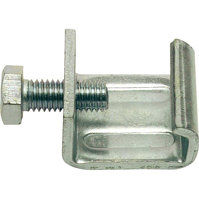 Gewindebügel AP verzinkt - Gb 20/40 mit M8x20 Schraube Sw13