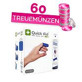 Quick Aid® Wundversorgungs- Pflaster Latex-Frei