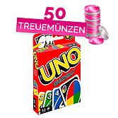 Mattel Uno Kartenspiel in Deutsch/ Französisch/ Italienisch
