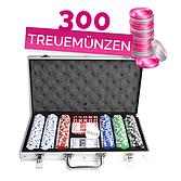 Weible Poker-Set 300 im Alukoffer