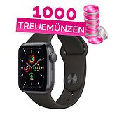 Apple Watch SE Schwarz