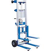 Genie Hoist Materiallift GL-8 Standart 181kg inkl. Alu-Leiter 3.10
