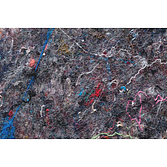 Putzlappen Dunkelbunt Textilmischung Zugeschnitten